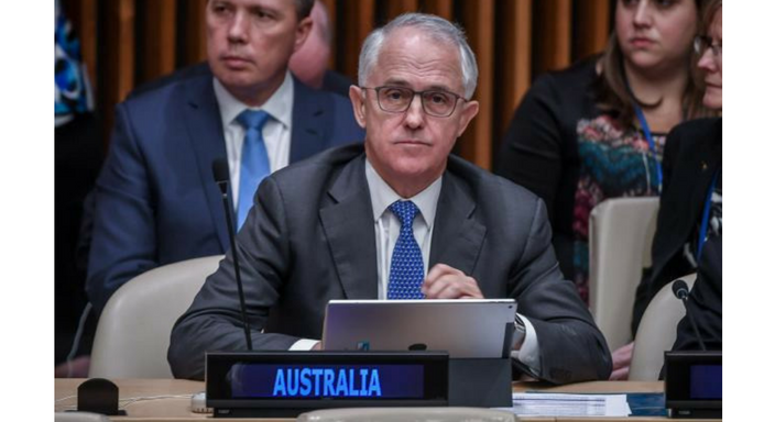 UN Refugee Summit NY: Turnbull breaks commitments