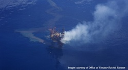 Five years of waiting for investigation into Montara oil spill