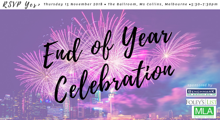 VIC End of Year Celebration Nov 2018
