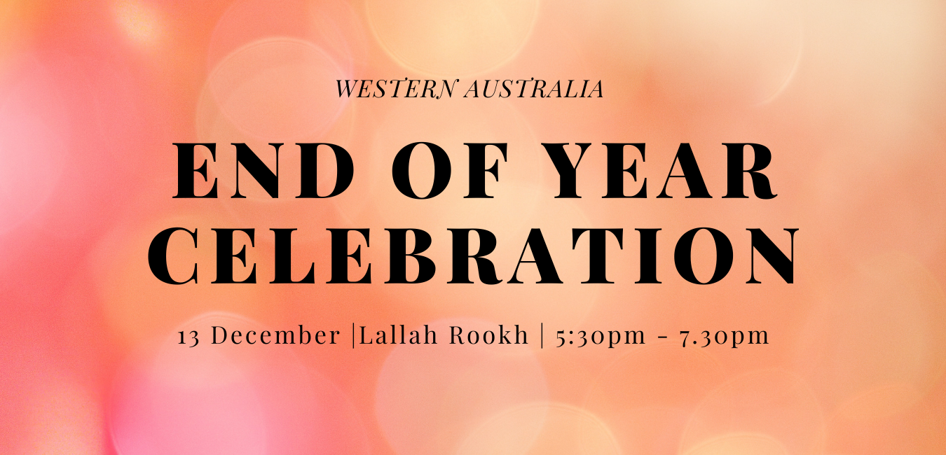 WA End of Year Celebration Dec 2019