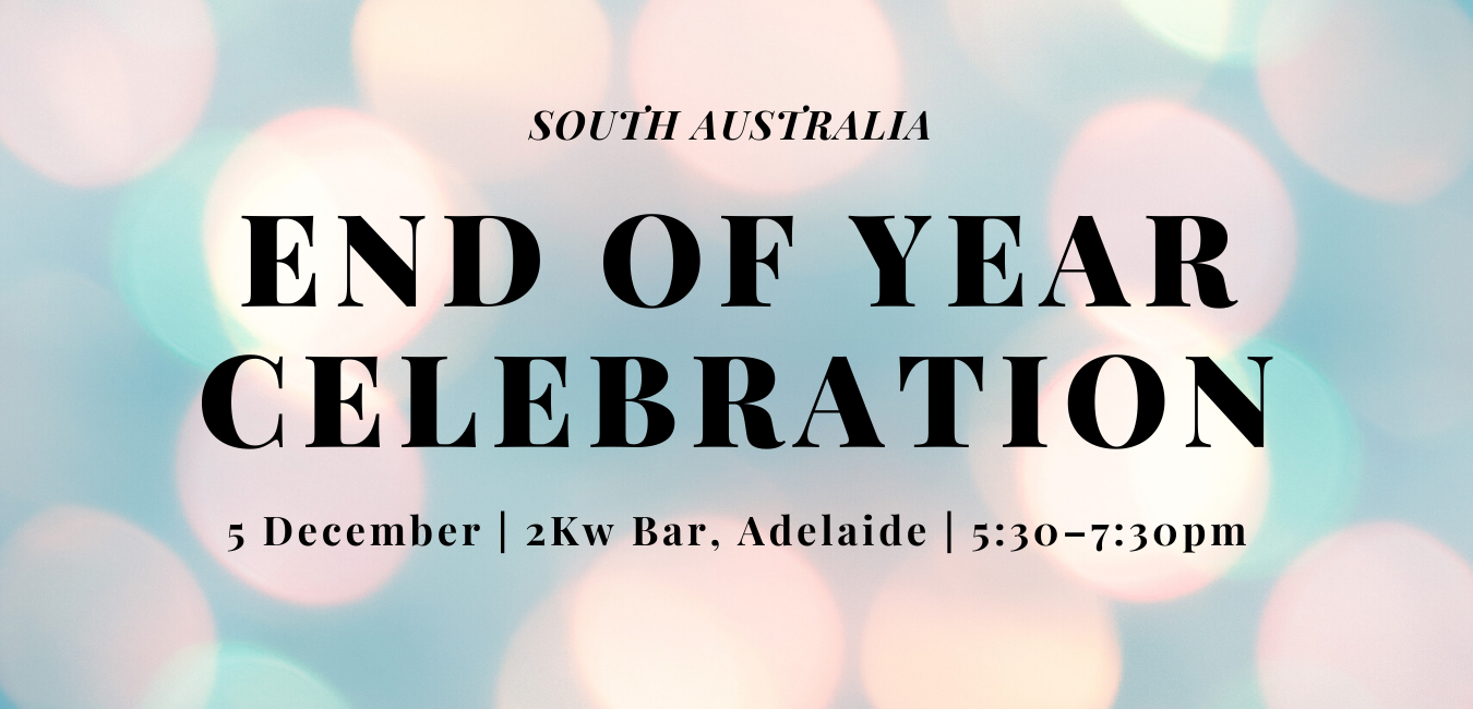 SA End of Year Celebration Dec